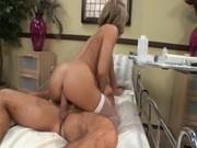 Fetiche com enfermeira